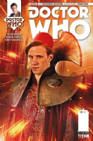 Doctor Who The Eleventh Doctor Adventures: Year Two #12 (Cover B)